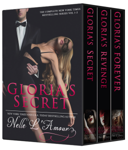 Gloria's Secret: The Trilogy Box Set